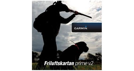 Garmin Friluftskartan Prime v2 25x25 km